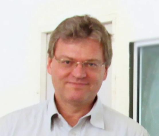 Martin Bittens - Chemiker und Direktor Forschung und Entwicklung - GMRS
